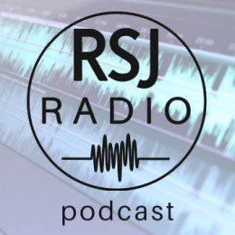 RSJ Radio Podcast logo
