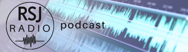 RSJ Radio Podcast Banner logo